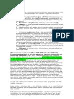 Algunas pautas para la presentación de diagnósticos Situacionales