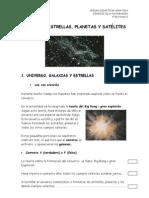 U1 Estrellas,Planetas y Satelites