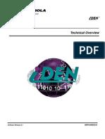 Tech Overview iDEN