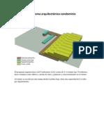 Programa arquitectónico condominio