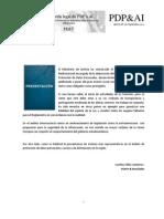 Boletín PDP & AI Año III - Nº26 - Septiembre de 2011