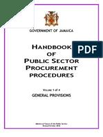 GOJ Handbook Vol 1 - General Provisions