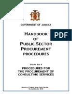GOJ Handbook Vol 3 - Consulting Services