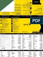 Sprint Foncardwalletguide