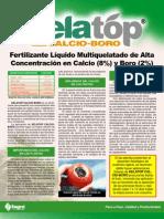 Ficha de Producto Fagro Kelatopcab
