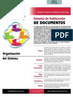 FICHA de PRODUCTO TechNet SistemaDocumentos