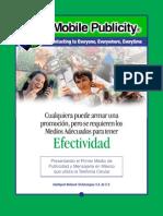 Perfil rial Intech Mobile Publicity 2003