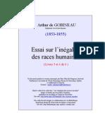 Gobineau Essai Inegalite Races 2