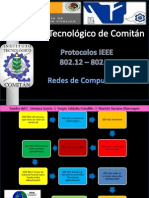 PROTOCOLOS IEEE 802.12-802.22