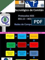 PROTOCOLOS IEEE 802.12-802.22