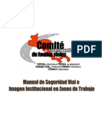 Manual de Seguridad Vial e Imagen Institucional Cocavial