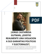 JORGE CASTAÑEDA GUTMAN
