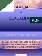 FAMILIA Y SEXUALIDAD