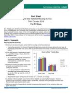 Housing Survey Fact Sheet 112310