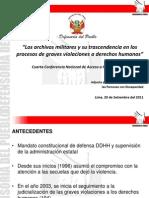 Gisella Vignolo Defensoría DDHH