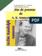 Ammons - Seleccion de Poemas