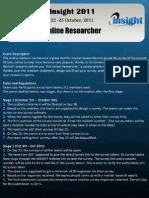 Online Researcher