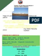 Rol de Los Gestores Comunitarios Del Agua Cc y Grd - Edwin Mansilla