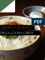 Sabores y Secretos de La Cocina China