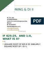 3 July Reasoning & Di II