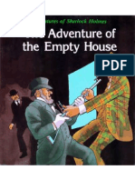 Sherlock Holmes - The Adventure of the Empty House (1982)