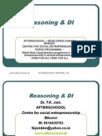 1 August Reasoning & Di
