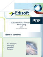 01 EDI Definitions Standards and Messaging Marianna Mihelson