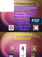 What is Zen Buddhism