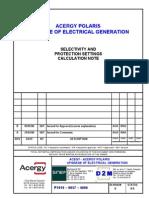 ITEM 06b P1916-0657-4006 Selectivity & Protection Settings B-IfA