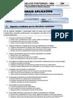 Competencias Directivas Mba Ucv Aguilar Padilla