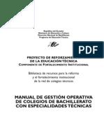 MANUAL DE GESTI+ôN OPERATIVA