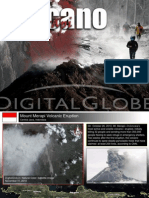 DG Analysis Mt Merapi Volcano Nov2010