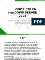 Servidor Ftp en Server 2008