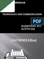 Communication and Technololgy