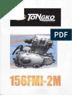 Motor Tk125 Mx Balance 156fmi 2m [Search Manual com