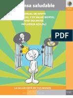 Manual de Apoyo Psicosocial y de Salud Mental Para Docentes