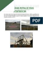 Inaguracion Intercursos 2009