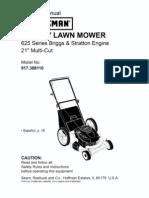Sears 917_388110 Lawn Mower-Jason Ford