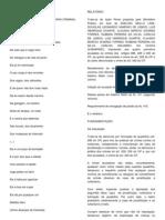 COMARCA DE SÃO GONÇALO - ANDRE LUIZ NICOLLIT - PROSTITUIÇÃO ABSOLVIÇÃO SUMÁRIA