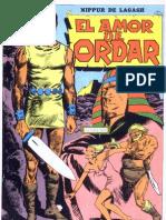 Nippur de Lagash - El Amor de Ordar