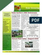 Growing People Newsletter - Spring 2008