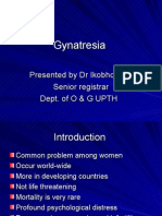 Gynatresia