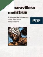 Nippur de Lagash - El Maravilloso Monstruo