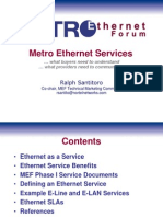 Metro Ethernet Services Overview2