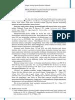 Analisis Peraturan Perundang-undangan tentang Landas Kontinen Indonesia