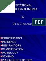 Gestational Choriocarcinoma