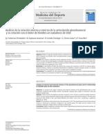 Análisis de la rotación interna y externa de la articulación glenohumeral