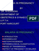 Malaria in Pregnancy 1