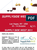 Supply Side West Convocatoria