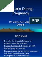 Malaria in Pregnancy 4
